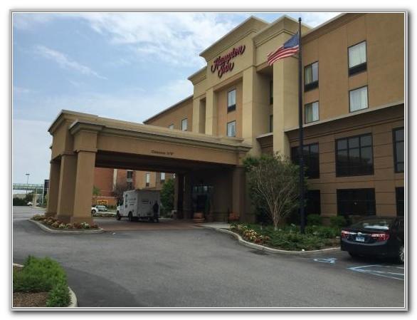 Hotel Hampton Inn Garden City New York