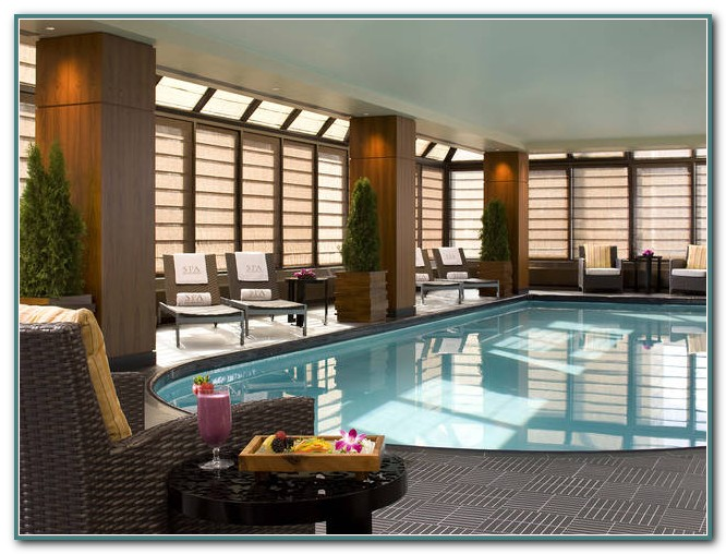 Hotels With Indoor Pools Nyc