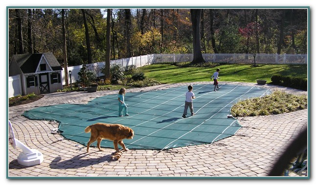 Inground Pool Safety Covers