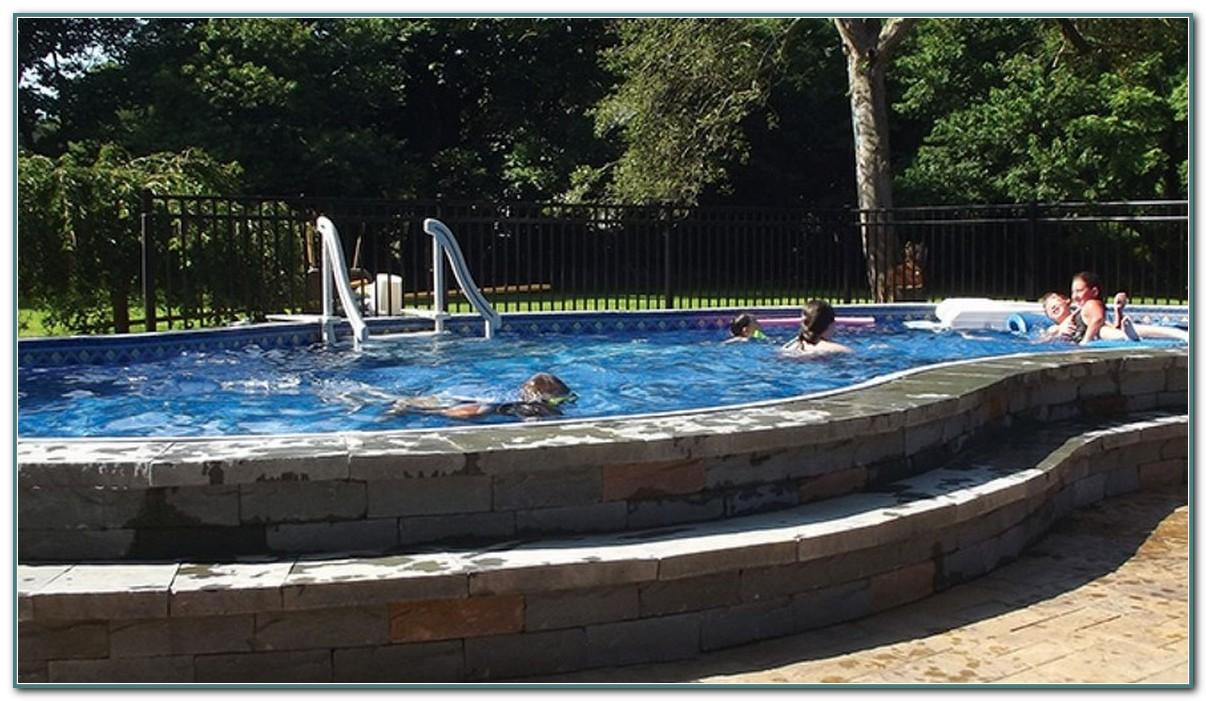 Inground Pools Buffalo Ny