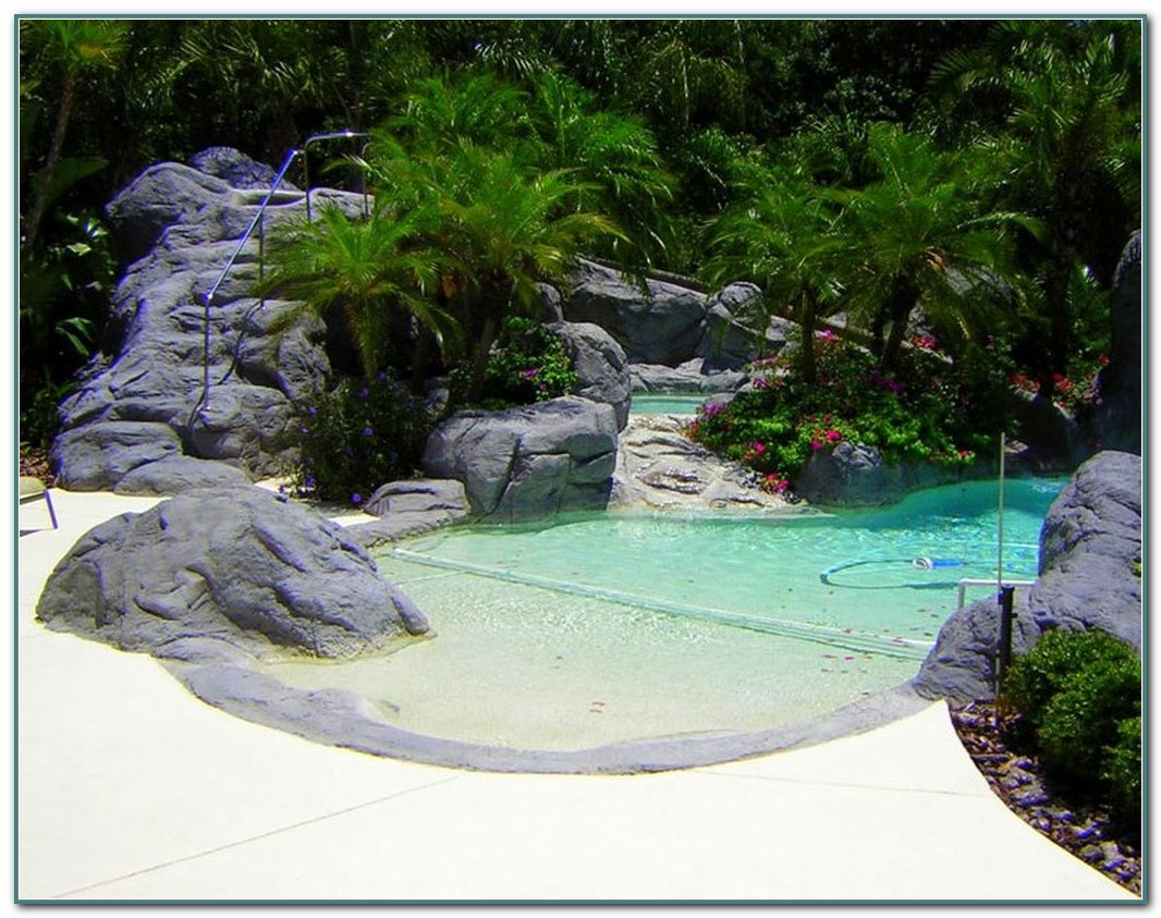 Inground Pools Small Yards Florida