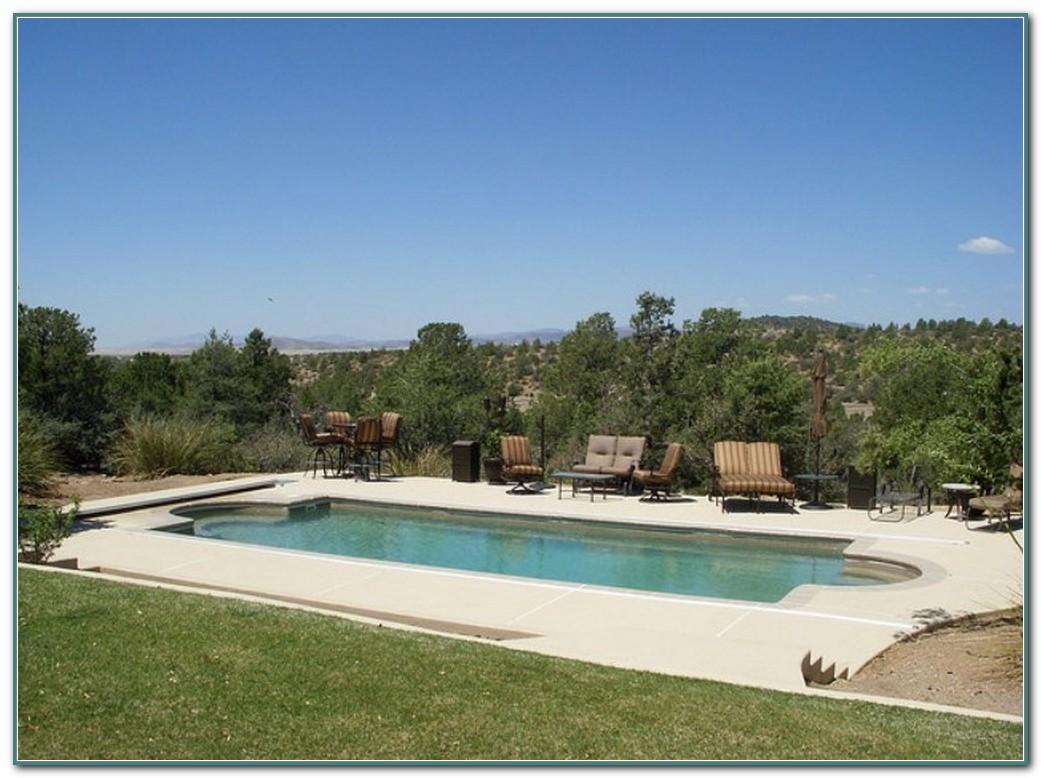 Inground Swimming Pools El Paso