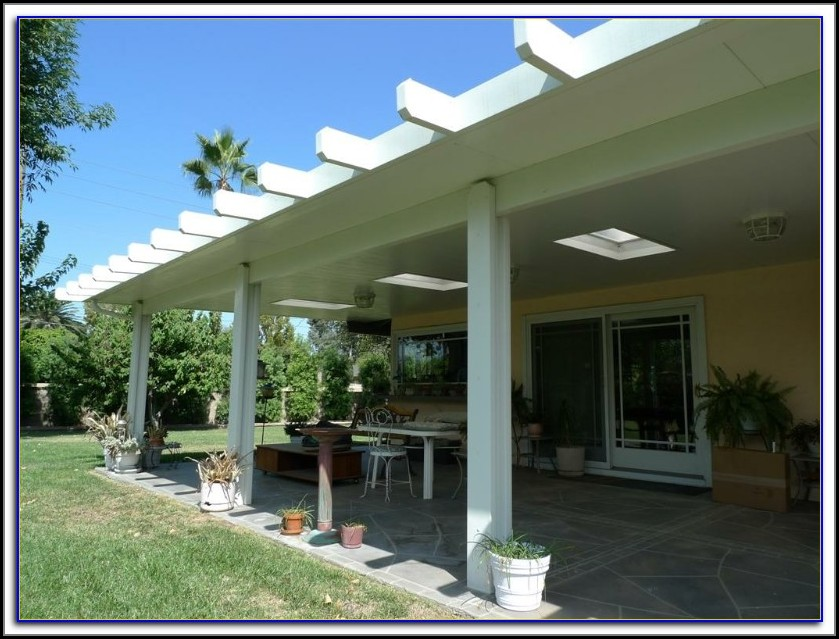 Insulated Patio Cover Installation