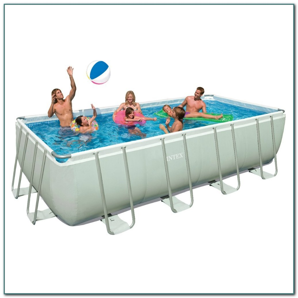 Intex 18 X 52 Above Ground Pool