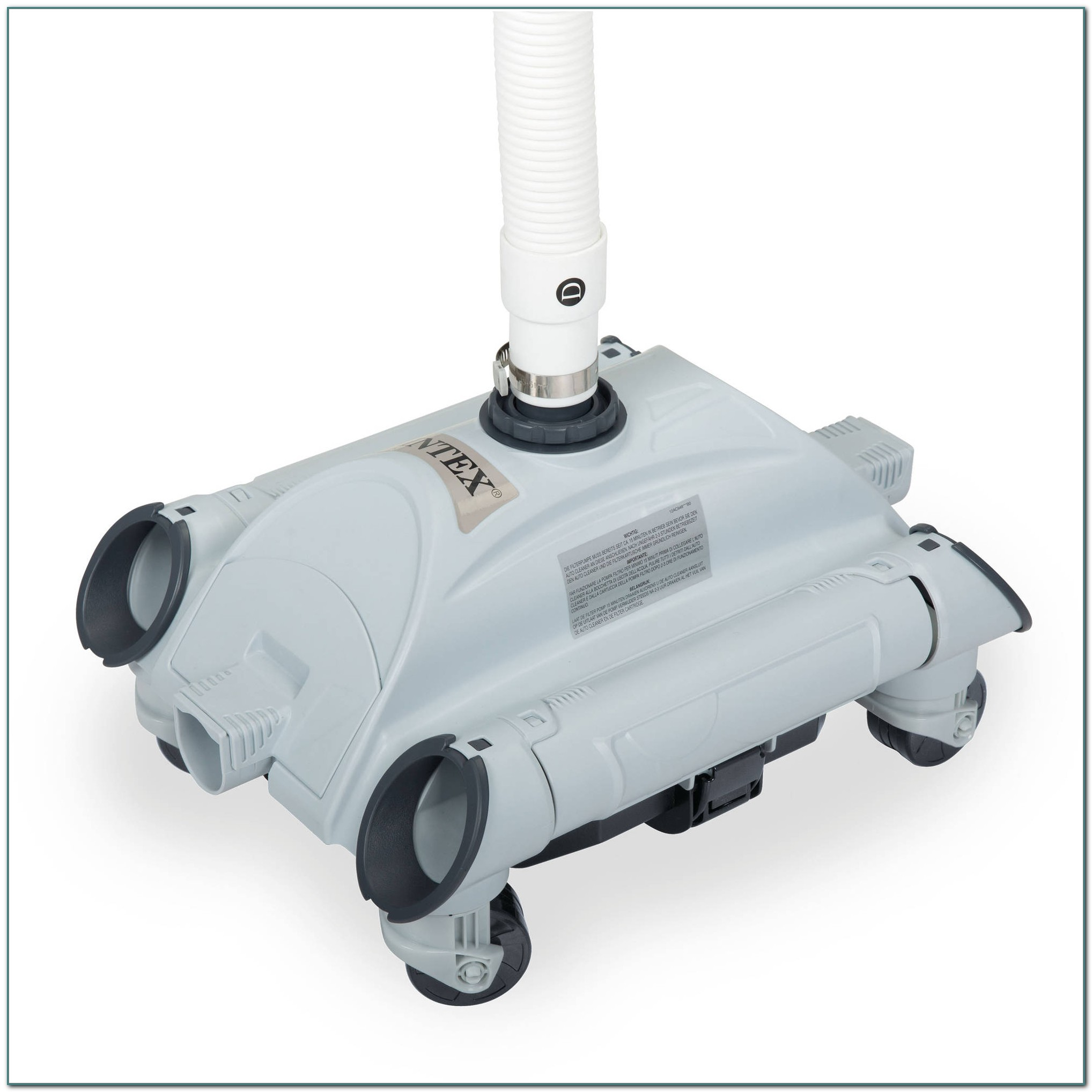 Intex Above Ground Pool Automatic Vacuum