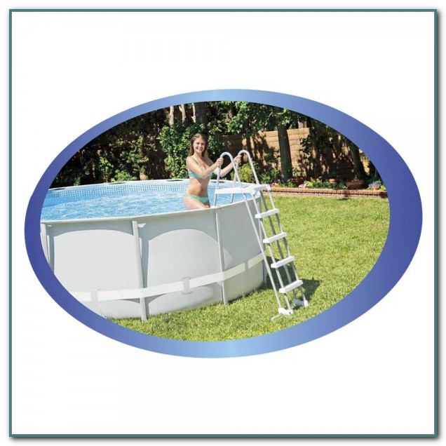 Intex Deluxe Pool Ladder 48