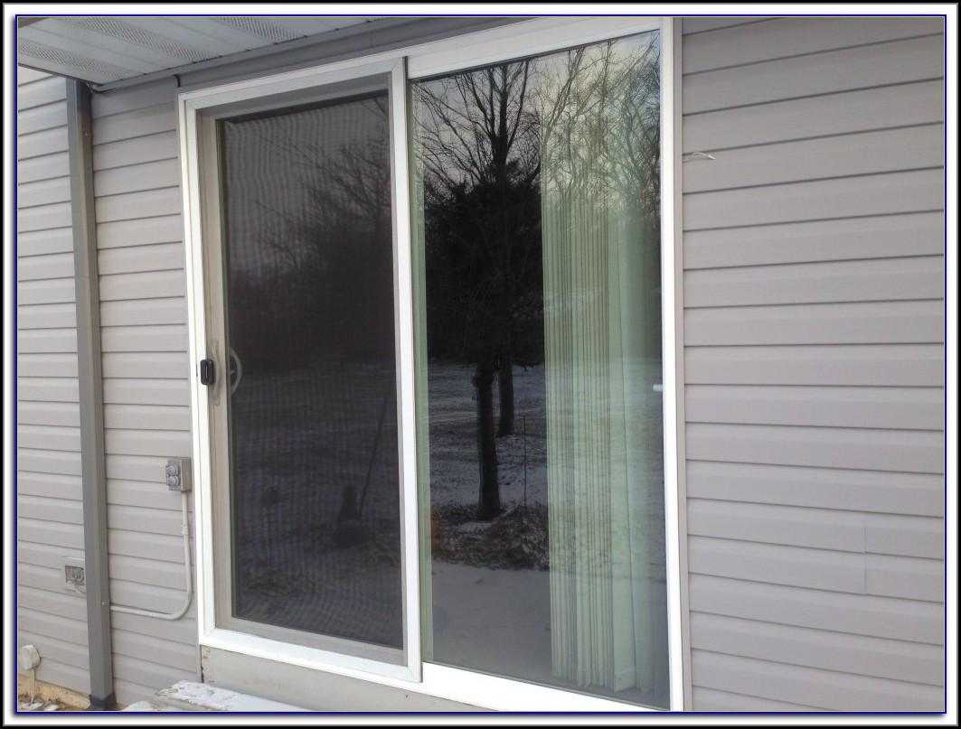 Jeld Wen Patio Door Screen Installation