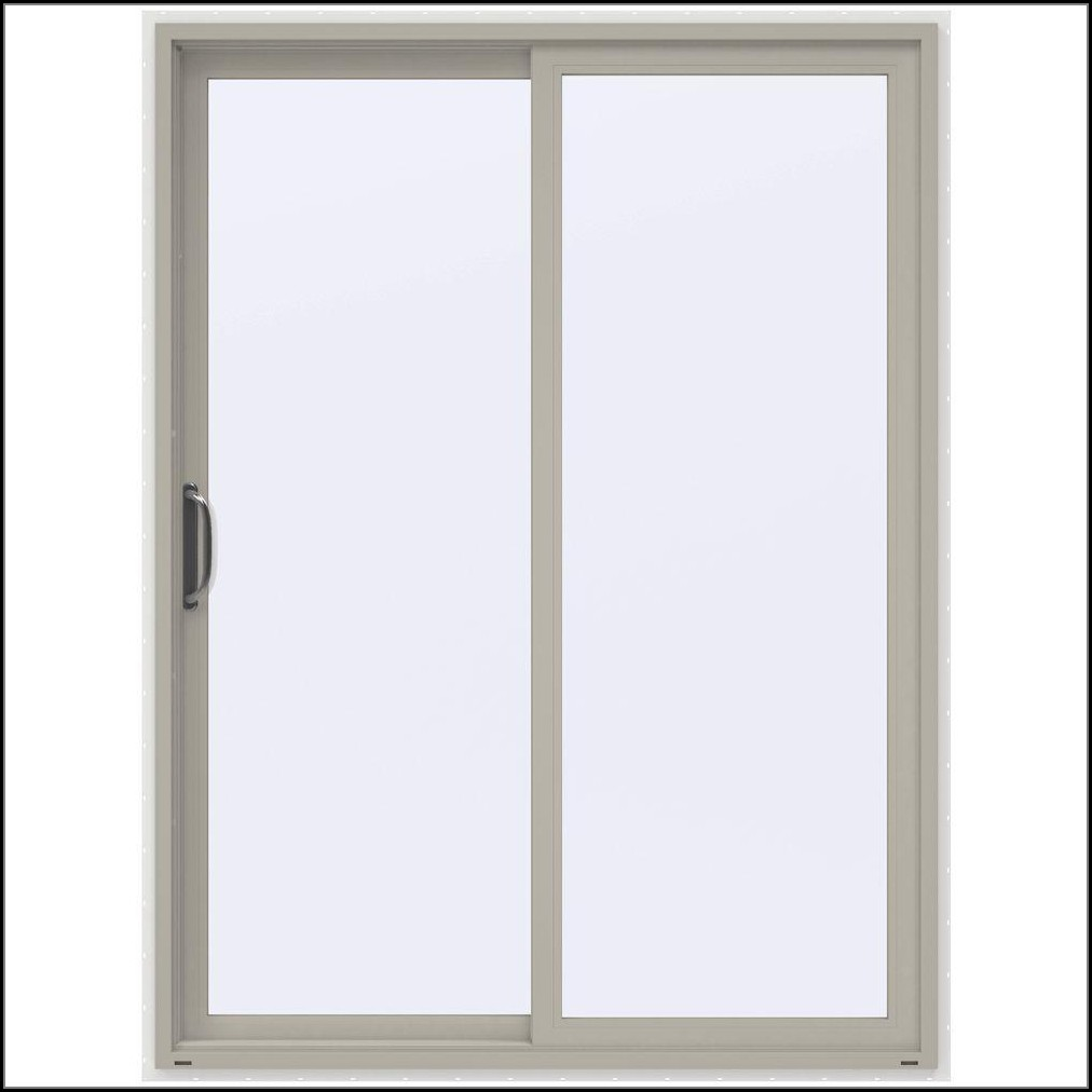 Jeld Wen Sliding Patio Doors Home Depot