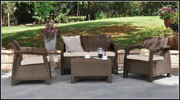 Keter Outdoor Furniture Set