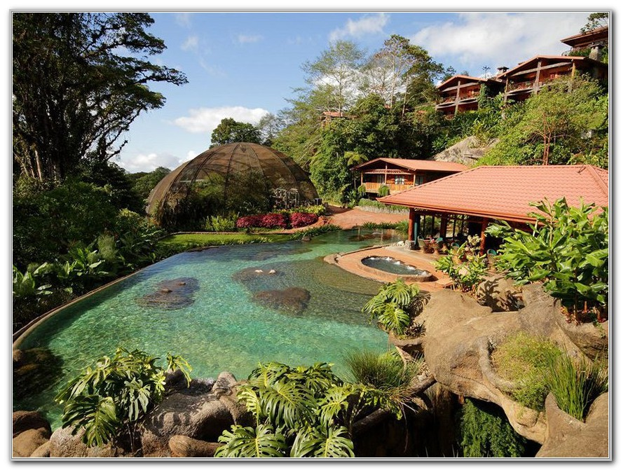 La Paz Waterfall Gardens Peace Lodge