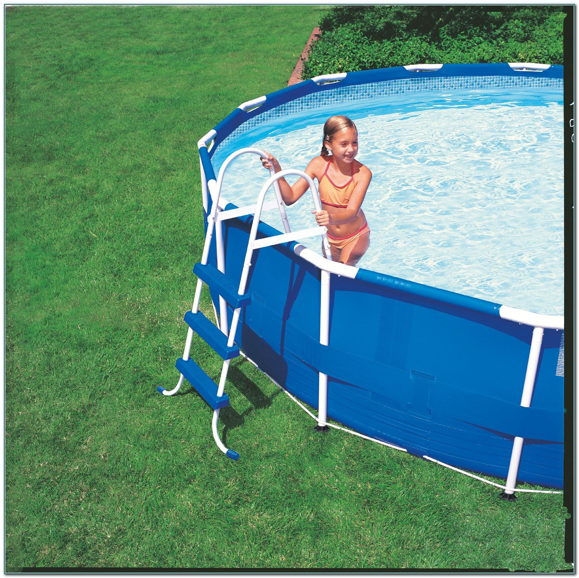 Ladder For Intex Above Ground Pool