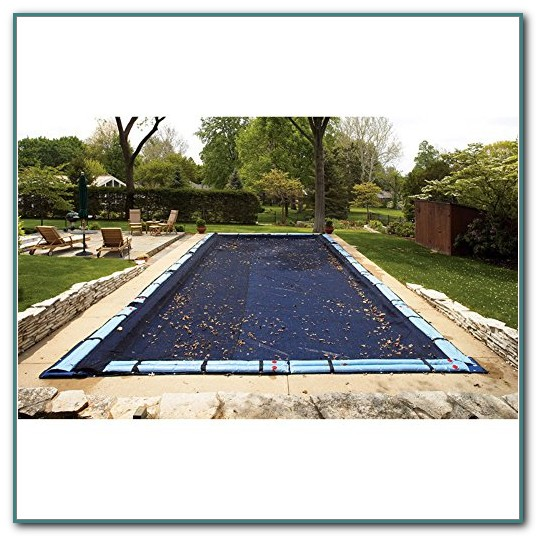 Leaf Net Pool Cover In Ground