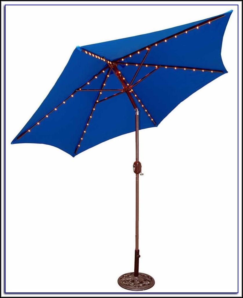 Lighted Patio Umbrella Target