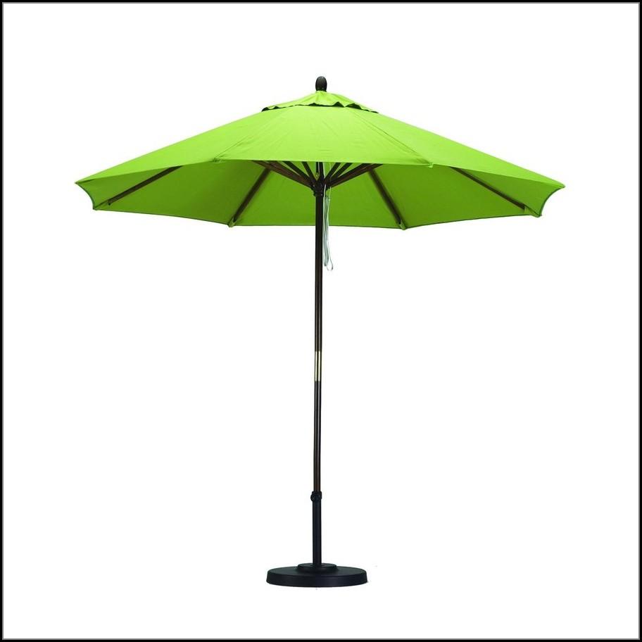 Lime Green Patio Umbrella
