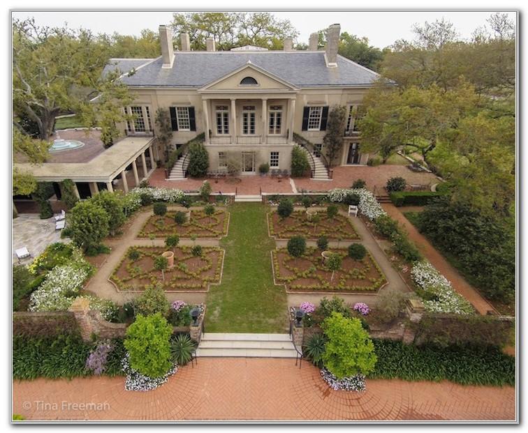 Longue Vue House And Gardens Tour