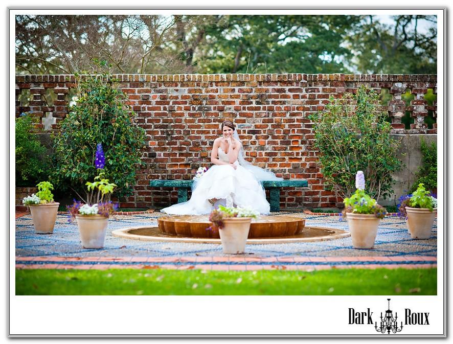 Longue Vue House And Gardens Wedding