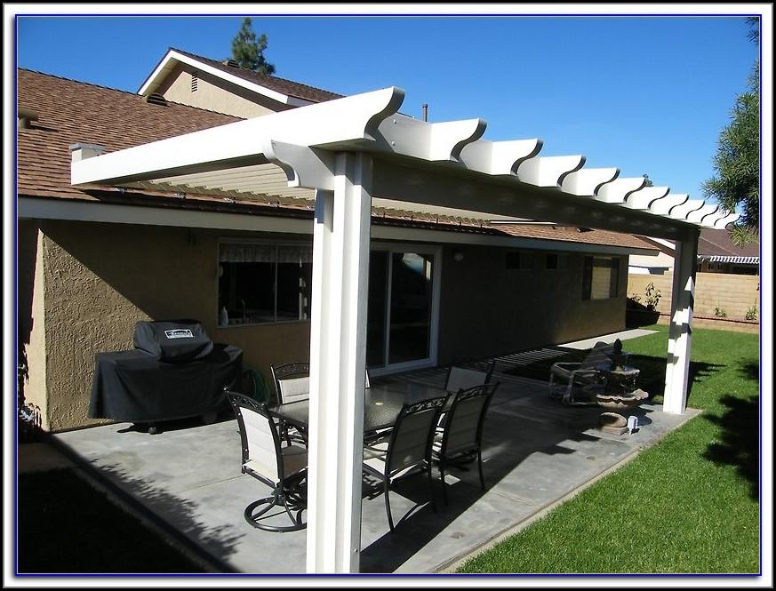 Louvered Patio Covers California