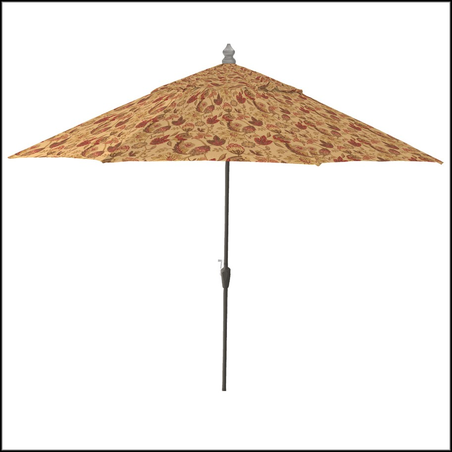 Lowes Floral Patio Umbrella