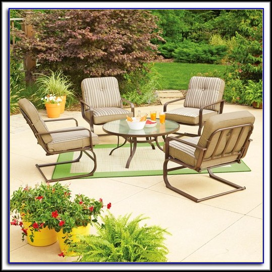 Mainstays Patio Furniture Swing