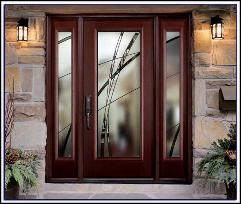 Masonite Patio Doors With Sidelites