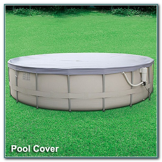 Metal Frame Swimming Pool 20 X 48