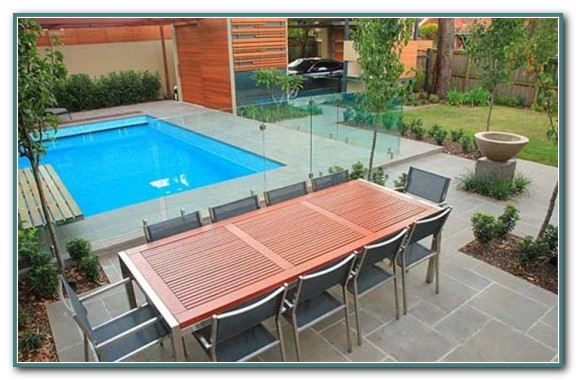 Modern Pool Designs For Small Yards