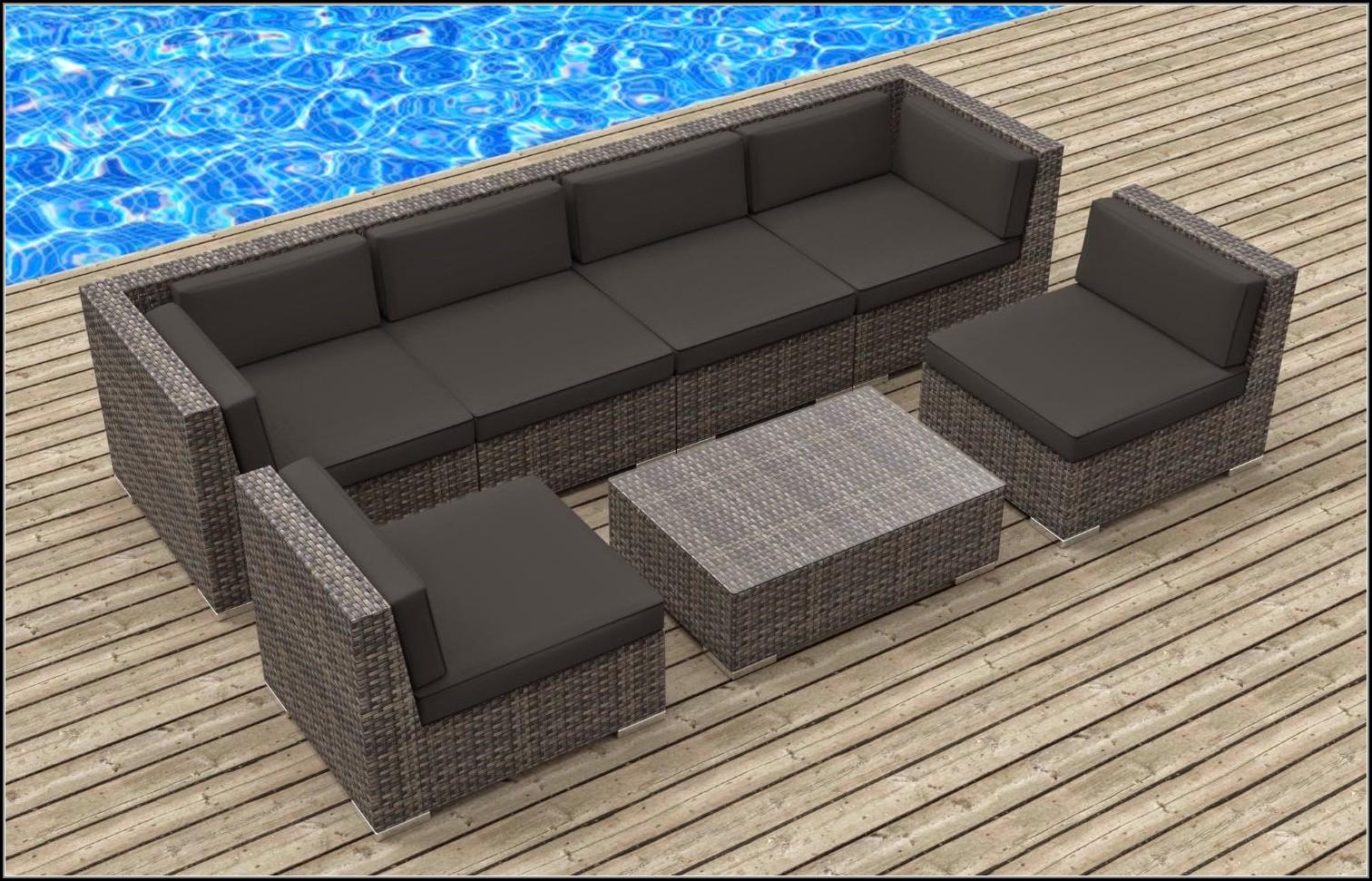 Modern Rattan Patio Furniture