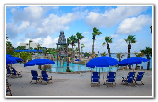 Moody Gardens Hotel Galveston Beach