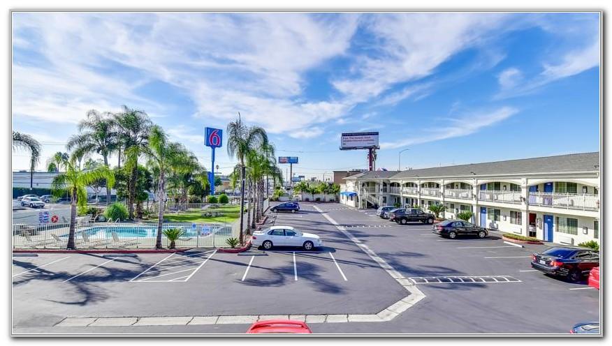 Motel 6 Garden Grove Anaheim Ca
