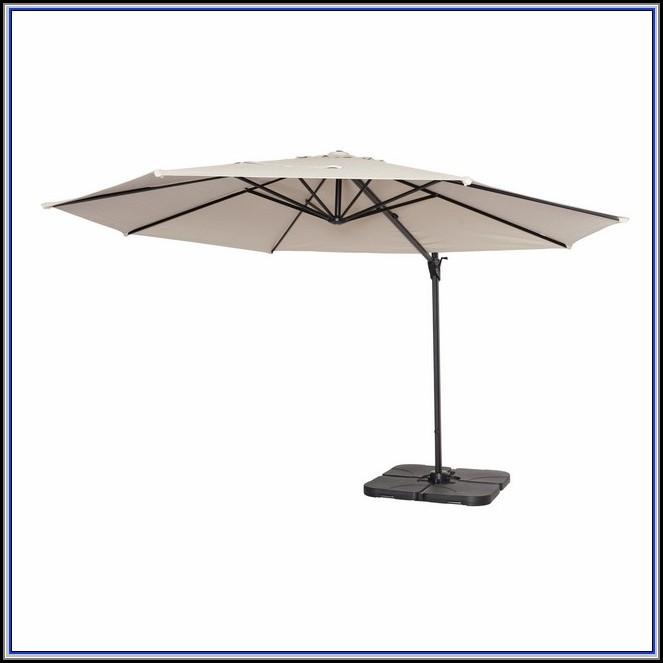 Offset Patio Umbrella Base Weights