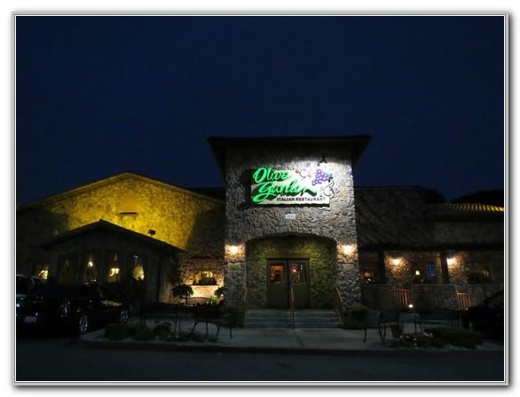 Olive Garden Restaurant Manhattan Beach
