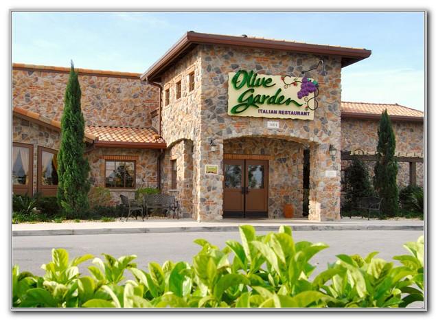 Olive Garden Rome Ga