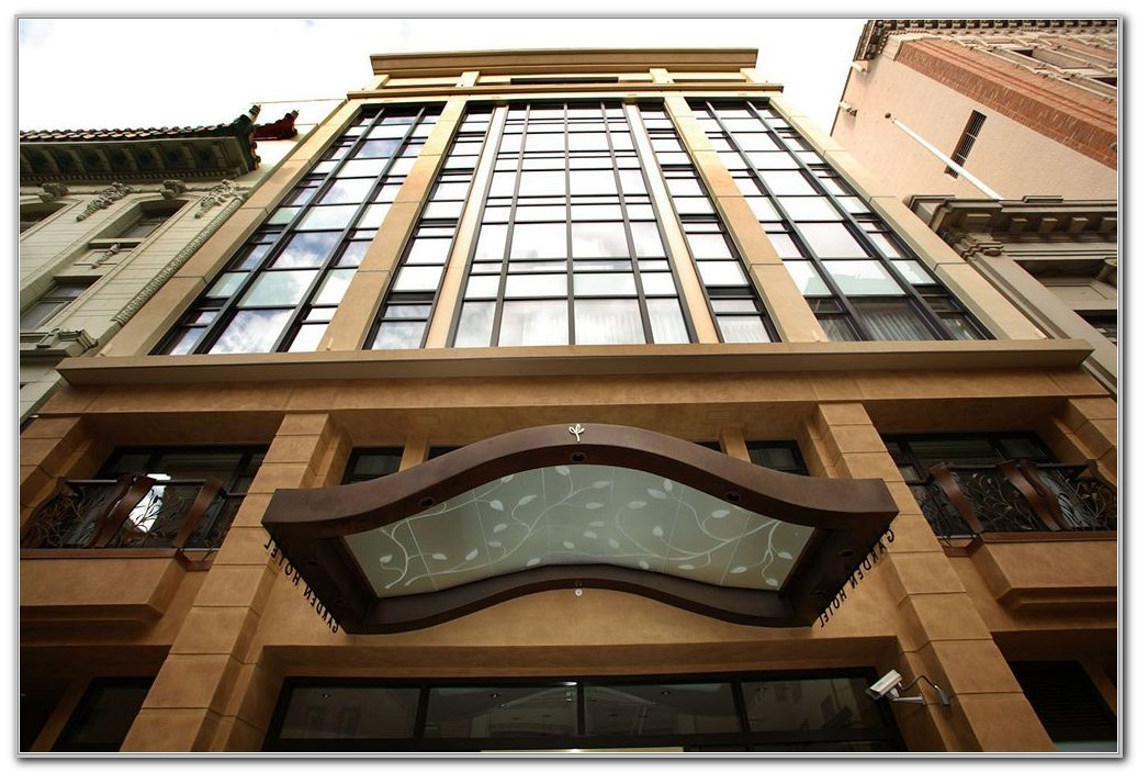 Orchard Garden Hotel San Francisco Expedia