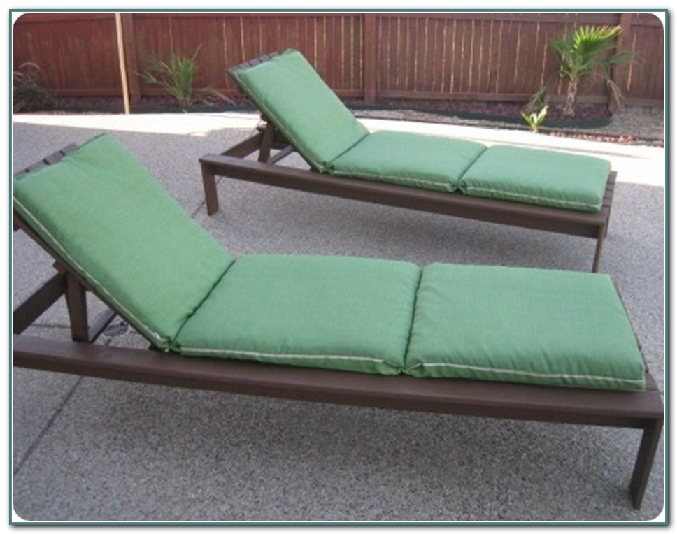 Outdoor Chaise Lounge Chair Covers