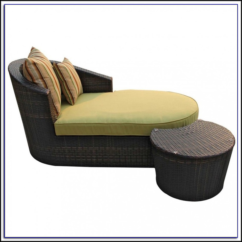 Outdoor Furniture Chaise Lounge Cushions