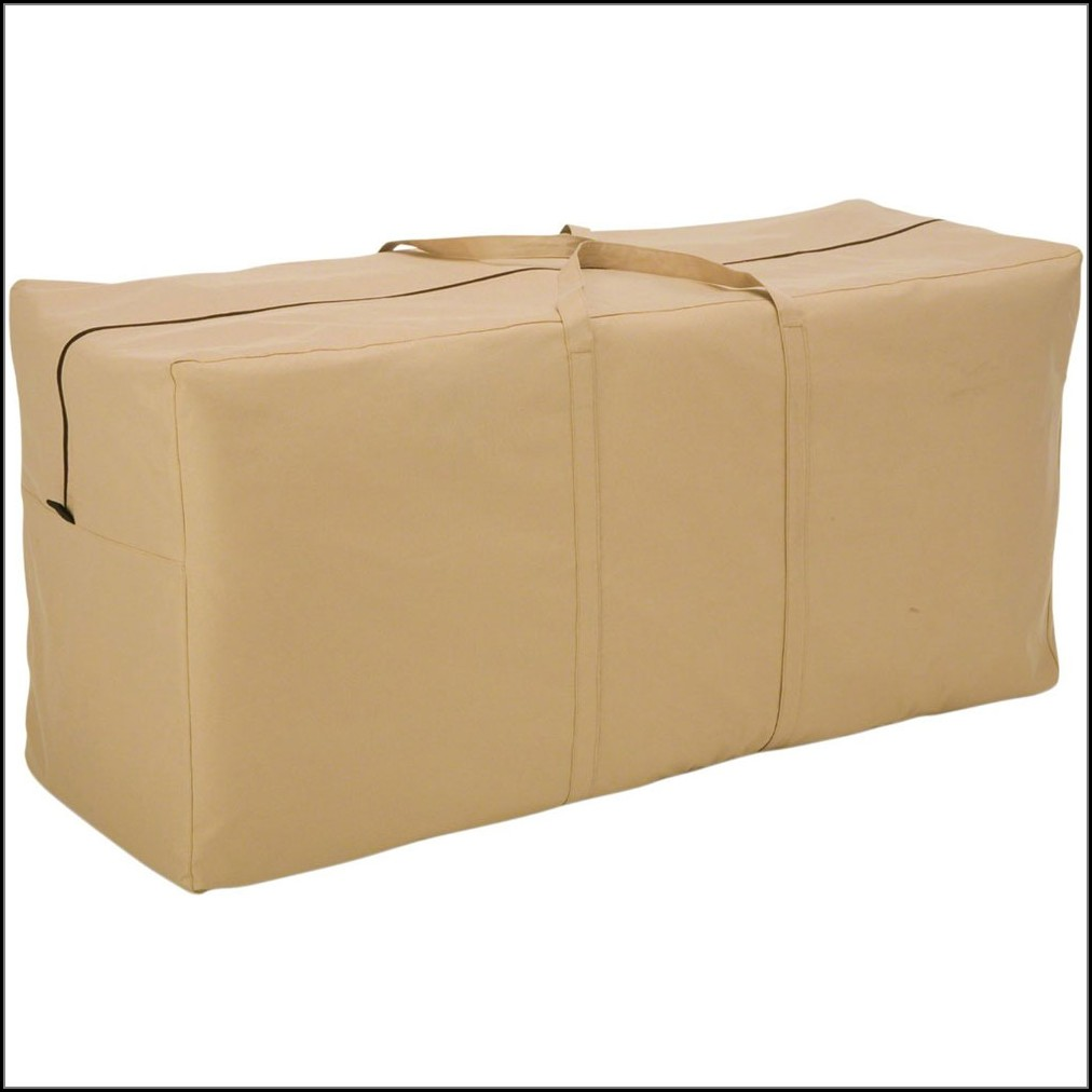 Outdoor Furniture Cushion Storage Bags