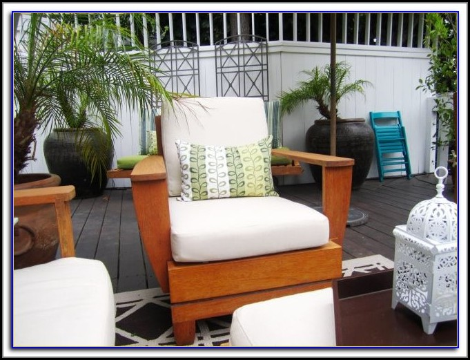 Outdoor Furniture Cushions Sunbrella Fabric