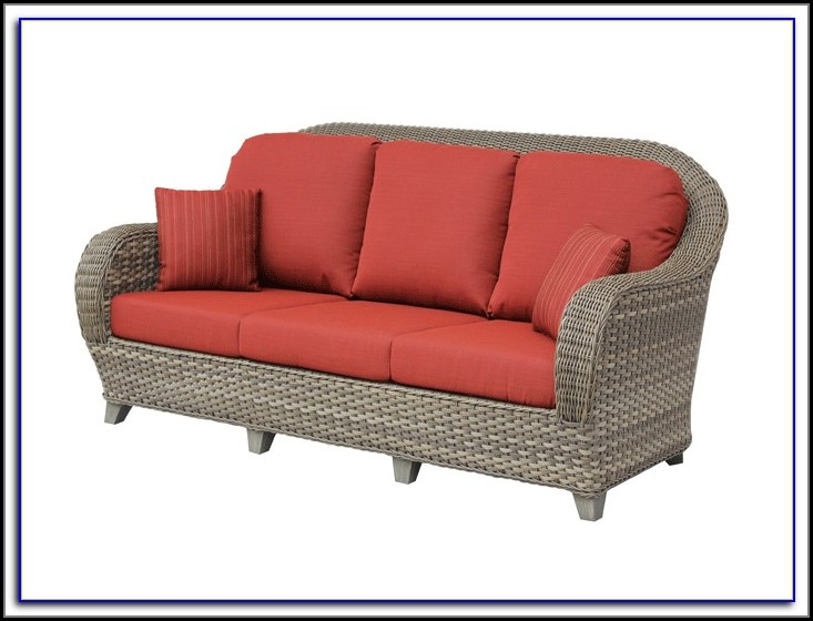 Outdoor Furniture Loveseat Cover
