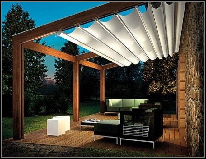 Outdoor Patio Pergola Ideas