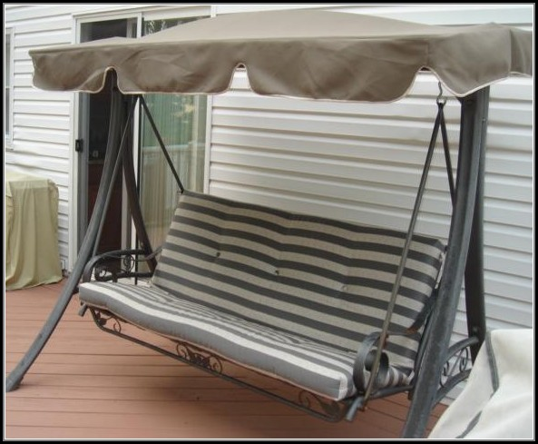 Outdoor Patio Swing Cushion Replacement