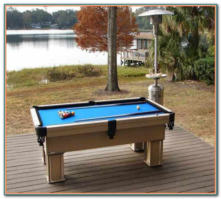 Outdoor Pool Table Cover Ideas