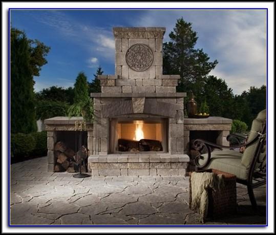 Outside Fireplace Kits Nz