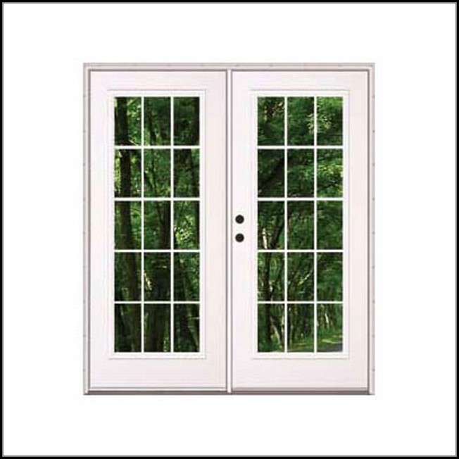 Outswing Patio Doors Home Depot