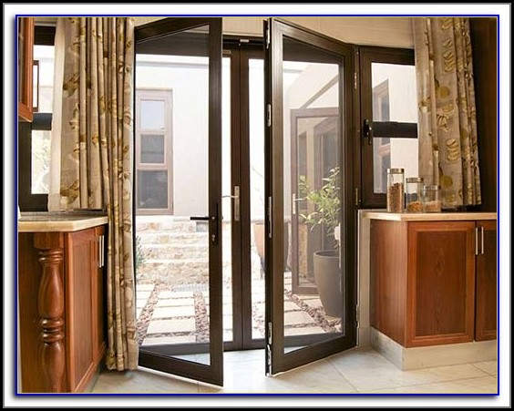 Outswing Patio Doors With Sidelights