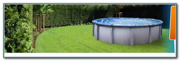 Oval Above Ground Pool Covers
