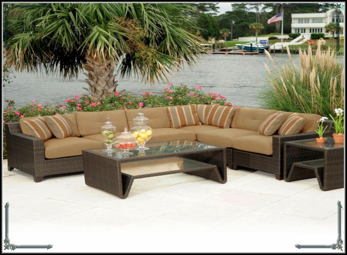Overstock Patio Furniture Sectional