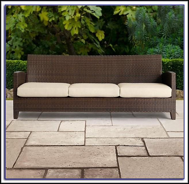 Pacific Bay Patio Furniture Replacement Cushions
