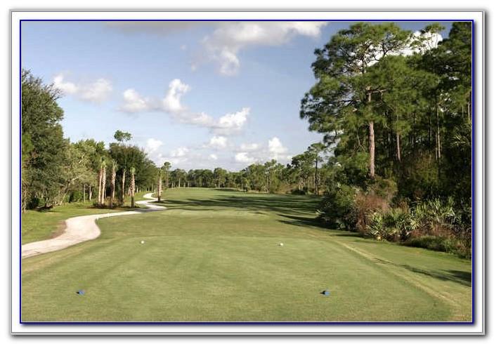 Palm Beach Gardens Golf Course Bear Trap