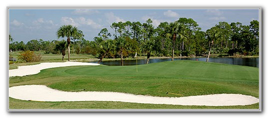 Palm Beach Gardens Golf Course Florida