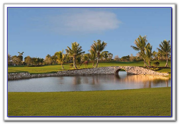 Palm Beach Gardens Golf Course Real Estate
